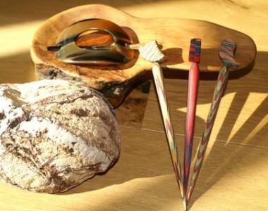Haarspangen und Aufstecknadeln